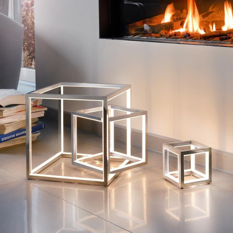 Sompex Delux LED: LED Leuchte Und Designelement In Einem. Genießen Sie Das  Indirekte Licht In Ihren Räumen. Gut Geeignet Für Wohnzimmer, Schlafzimmer  Und ...
