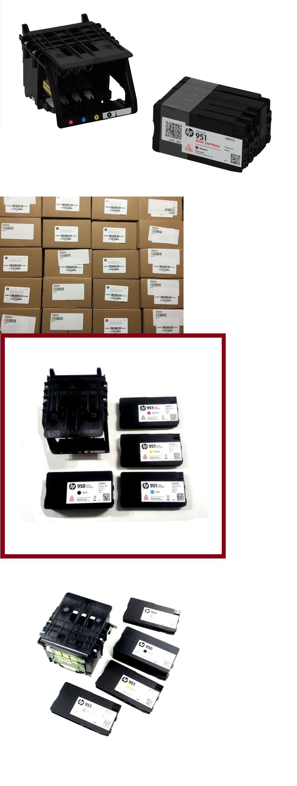 Print Heads 51328: New Genuine Hp Officejet Pro 8600