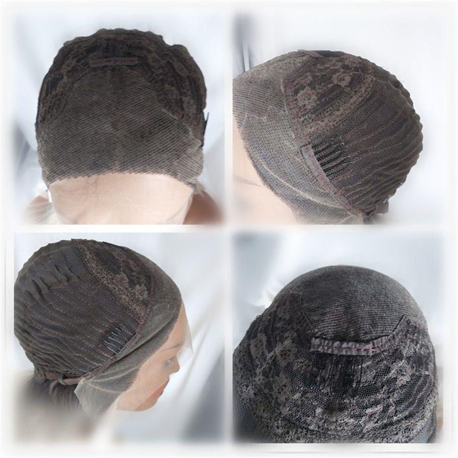 Volle Frau: 26 '' Lace Front Lockige Synthetische Haar Brown Per¨¹cke