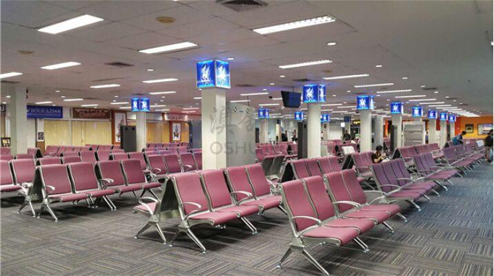 Airport Chair Project Thailand Hatyai International Airport International Airport Airport Seating
