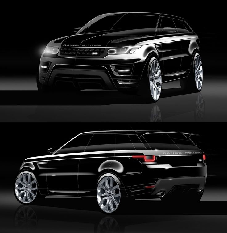 Range Rover.....LOVE THIS CAR SO SLEEK, STYLISH, One Day