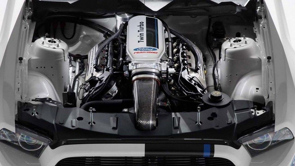 2018 Ford Mustang Shelby Gt500 Engine Ford Mustang