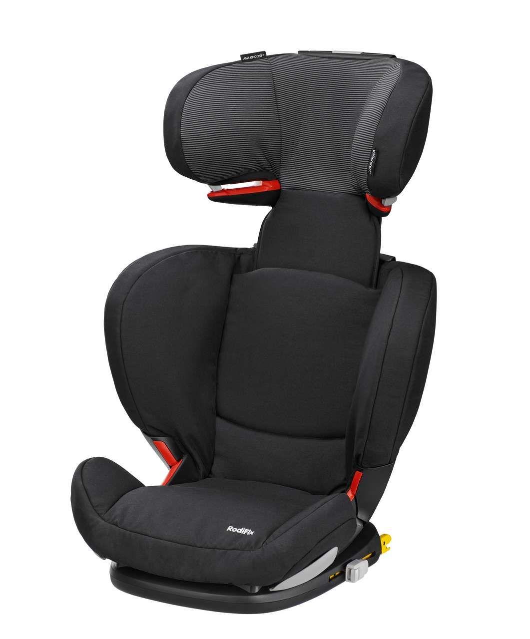 Maxi Cosi Rodifix Car Seat Black Raven Junior Group 2 3 Mamas Papas Baby Car Seats Car Seats Maxi Cosi Car Seat
