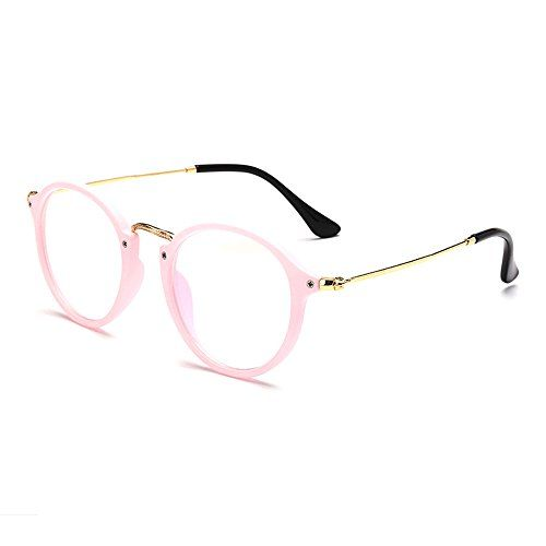 396468e9cd6f TIJN Unisex Vintage Prescription Eyewear Eyeglasses Frame with Clear Lenses  TIJN http   www