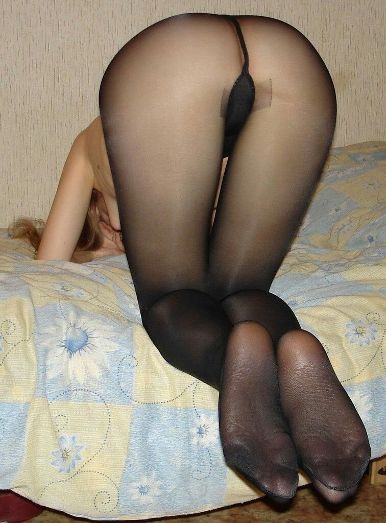 Homemade figures and pantyhose picture 817