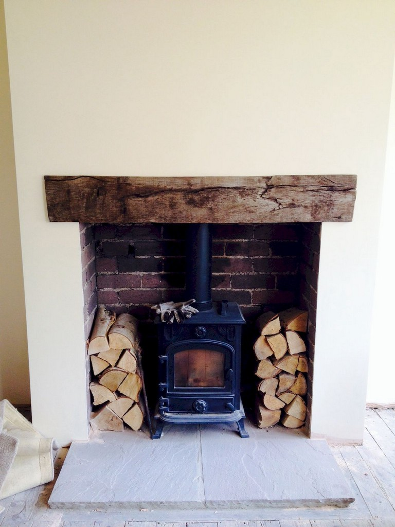 14++ Farmhouse wood burning stove trends
