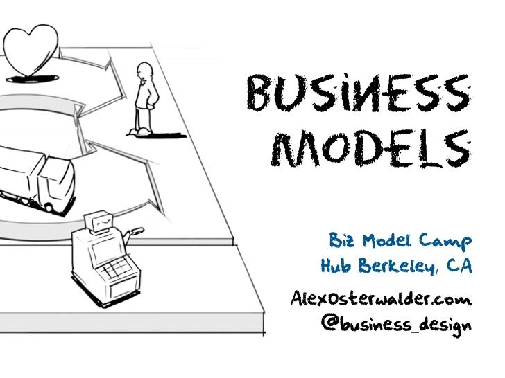 Business Models Biz Model Camp Hub Berkeley, CA