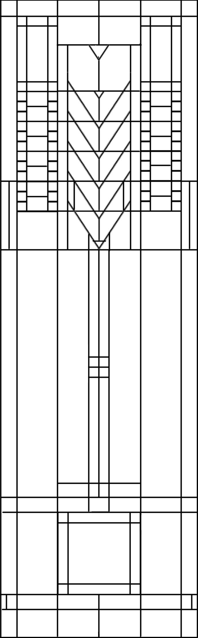 Frank Lloyd Wright Stained Glass Patterns.Frank Lloyd Wright Patterns Google Search Stained Glass