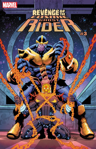 Ghost Rider #3 Marvel NM Comics Book