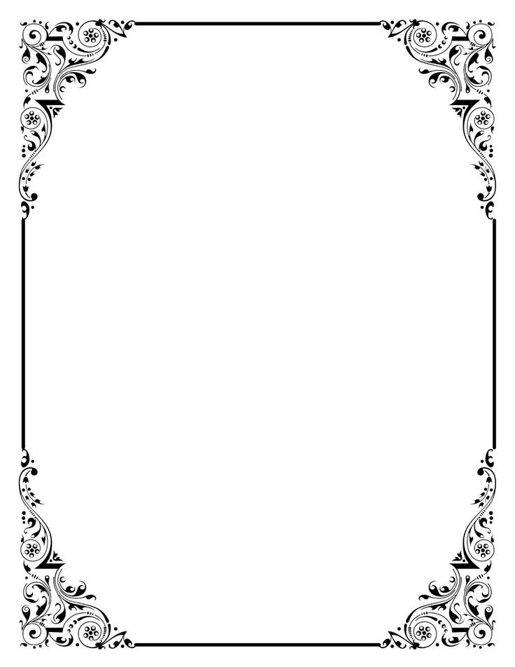 ... Free Vintage Clip Art Images Free Antique Clip Art Frames   Border  Templates Word Angeles_del_navidad_plantilla_de_membrete ...  Border Templates For Word