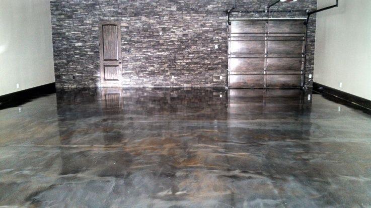 Metallic Marble Epoxy Flooring Garage Houston Tx Flooring Concrete Decor Garage Floor Epoxy