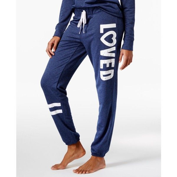 4a51b0e7d5d1e Jenni by Jennifer Moore Slim Jogger Pajama Pants