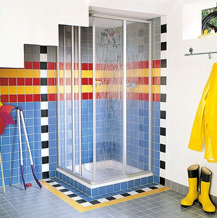 DIANA-Bad, Dusche der 90er | Bathroom history | Pinterest | Diana ...