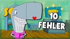 282 Spongebob Schwammkopf Fehler Hige Youtube Spongebob Schwammkopf Schwammkopf Spongebob