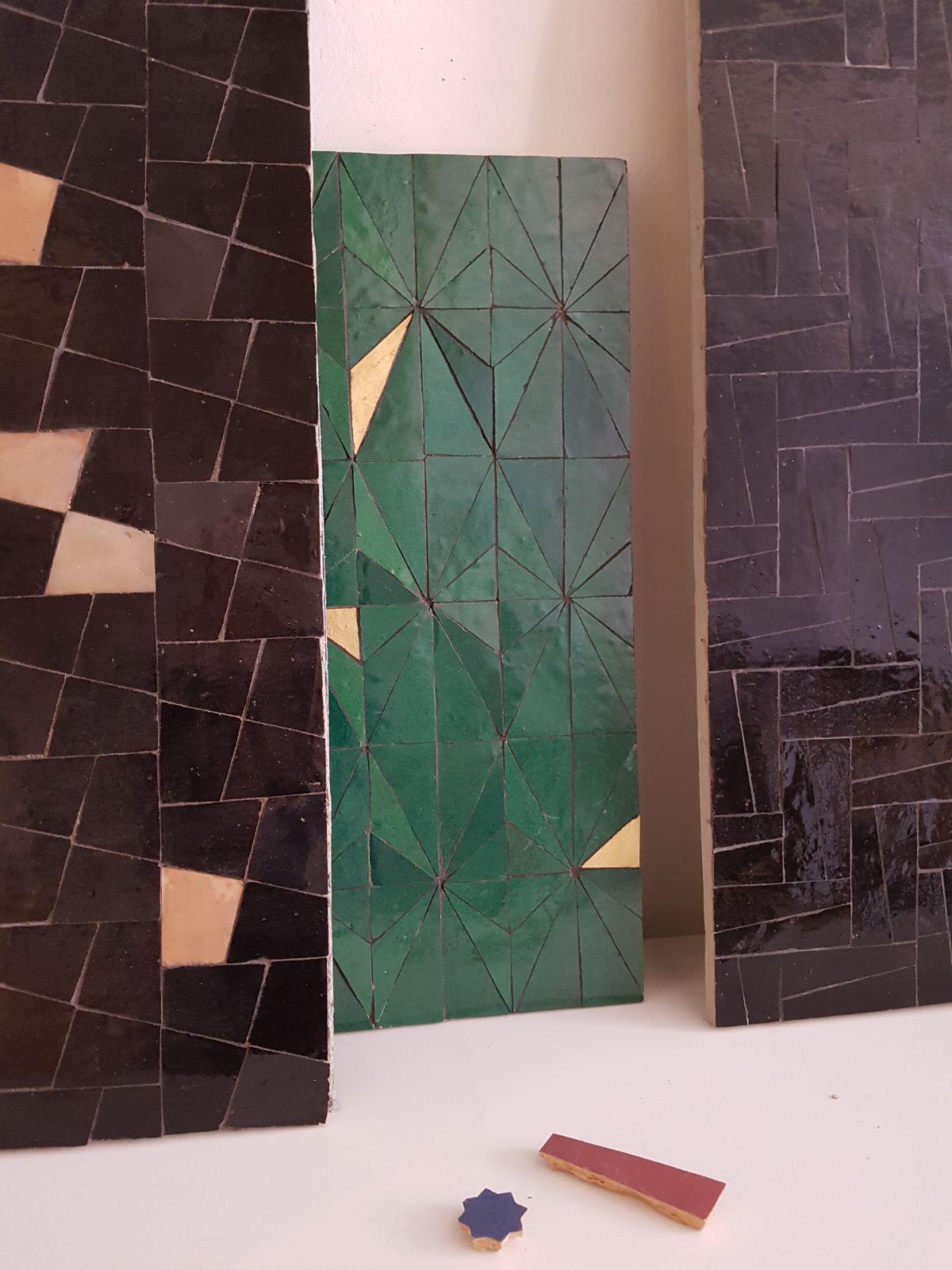 Creative Collection Ateliers Zelij Design Samir Mazer Carreaux Ciment Carreau Artisanat Marocain