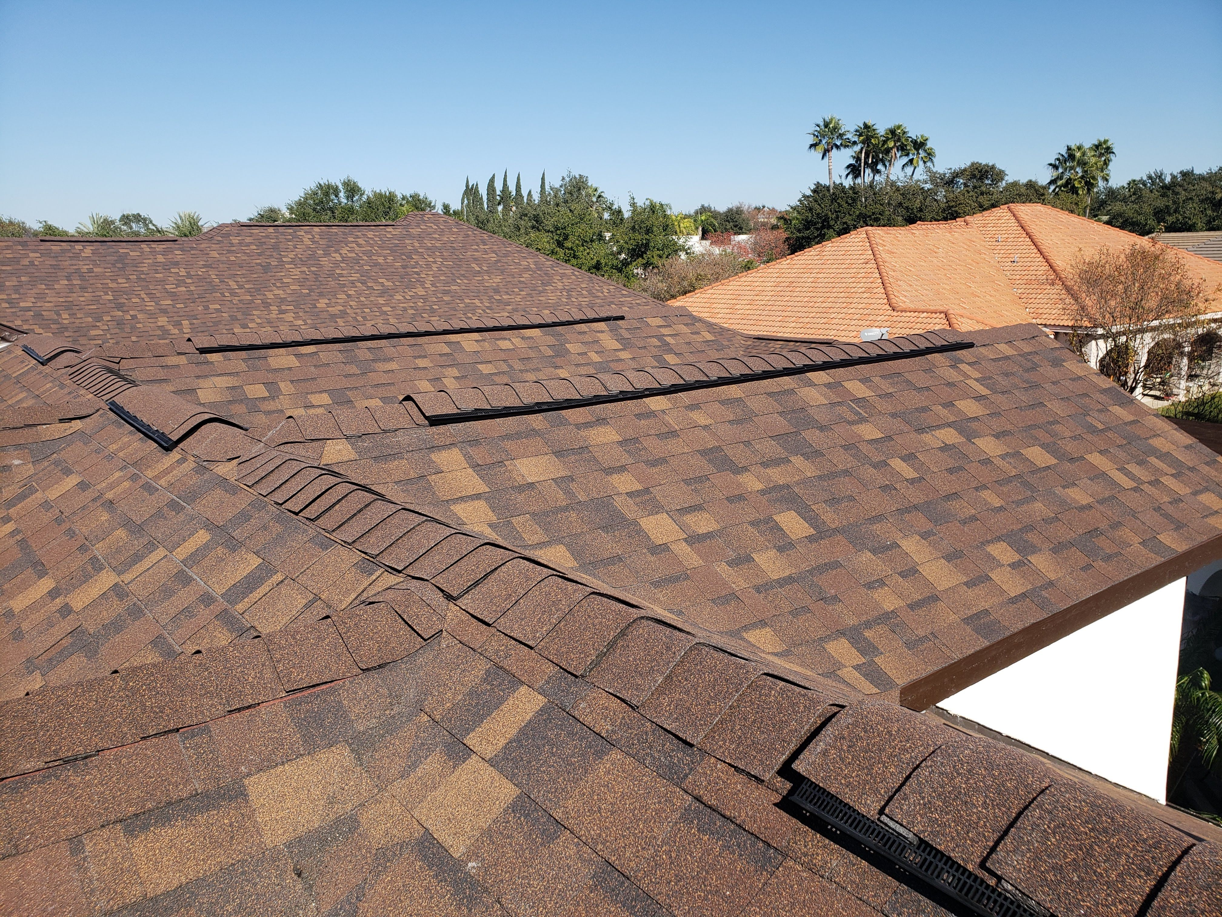 Need A New Roof Maybe Your Roof Is Simply At The End Of Its Life Span Or Possibly Your Roof Is Damaged By Storm Co Roofing Roofing Services Roof Inspection