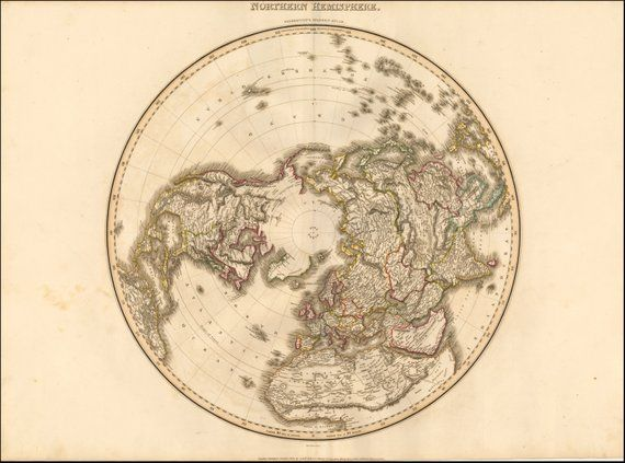 Ancient maps, Map of the world, Atlas, Prints, World map ...