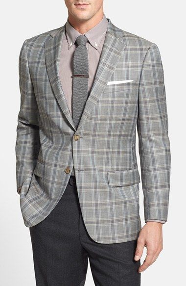 Hart Schaffner Marx Classic Fit Plaid Wool & Silk Sport Coat Discount Low Shipping Free Shipping Comfortable Outlet Cheapest Price Footlocker Pictures Sale Online Shop For Cheap Price 1mITfoDR
