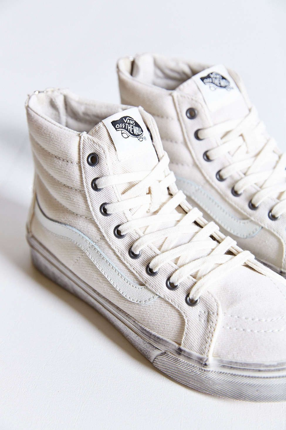 c086ee84283913 Vans Sk8-Hi Overwash Slim Zip Sneaker - Urban Outfitters  75  shandraleigh  This is the one! I m sold.