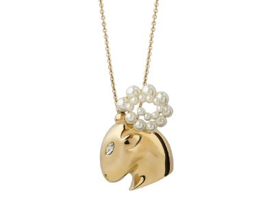 Tell Me Dior Zodiac Pendants - Charm Your Way To 2014