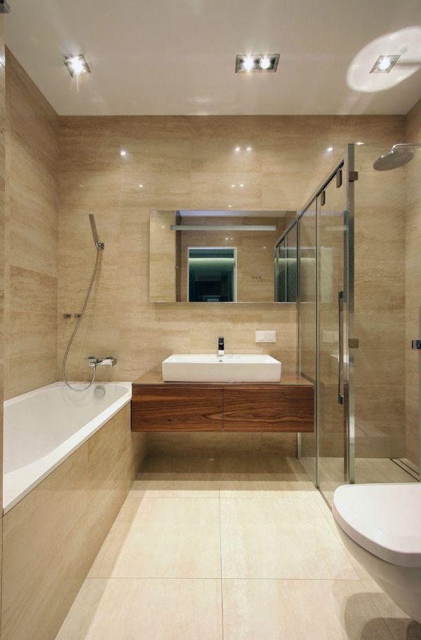Casas minimalistas y modernas apartamentos modernos for Pisos para banos modernos
