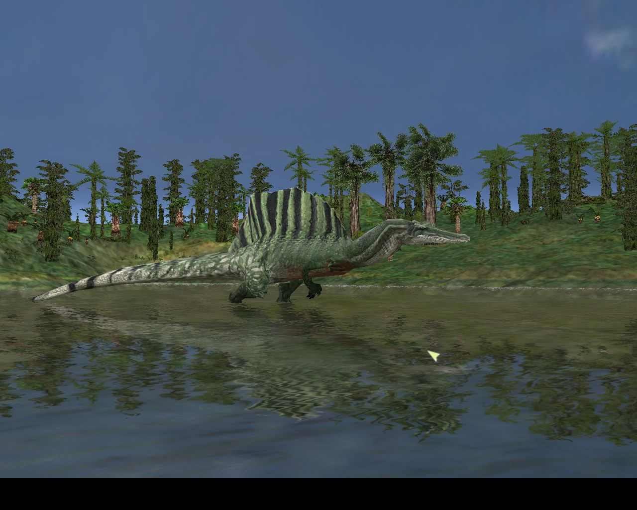 Spinosaurus Aegyptiacus (Accurate Version). in 2020