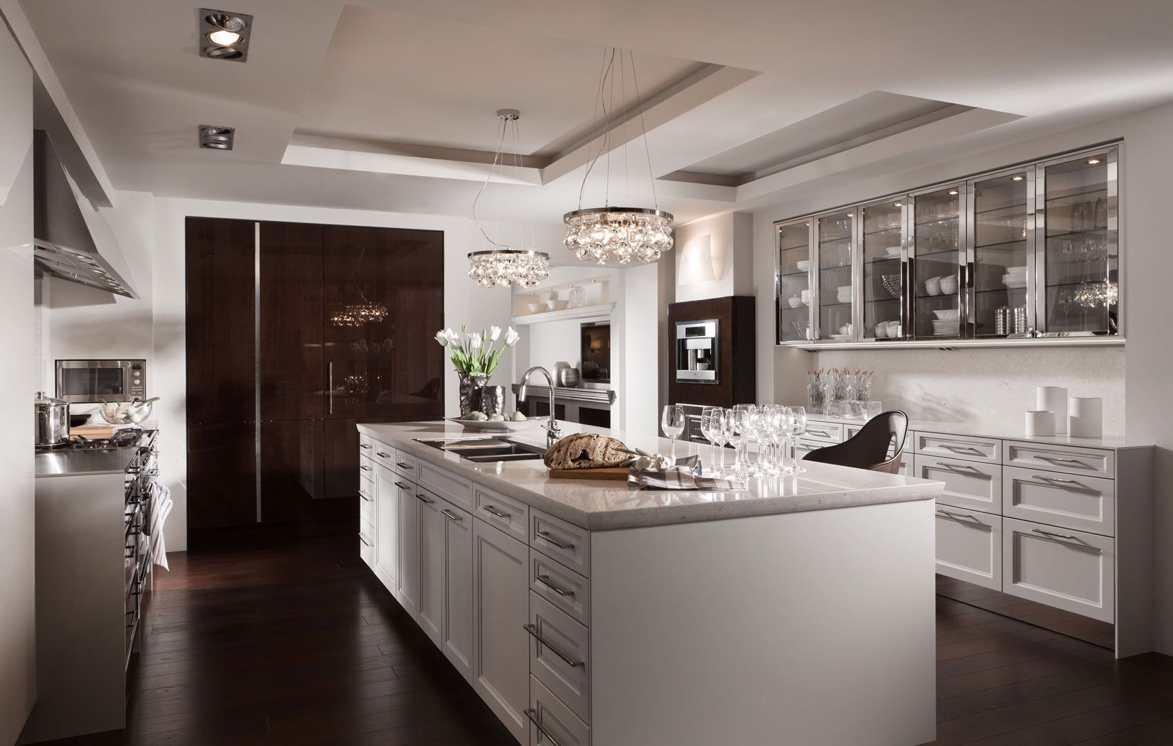 Omgsh This Is The Most Gorgeous Kitchen Ever By Siematic I Love