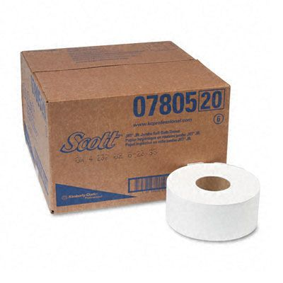JRT Jr. 2-Ply Jumbo Roll Bathroom Tissue 1000 ft/Roll | Products ...