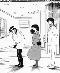 Godai, Kyoko and Mitaka
