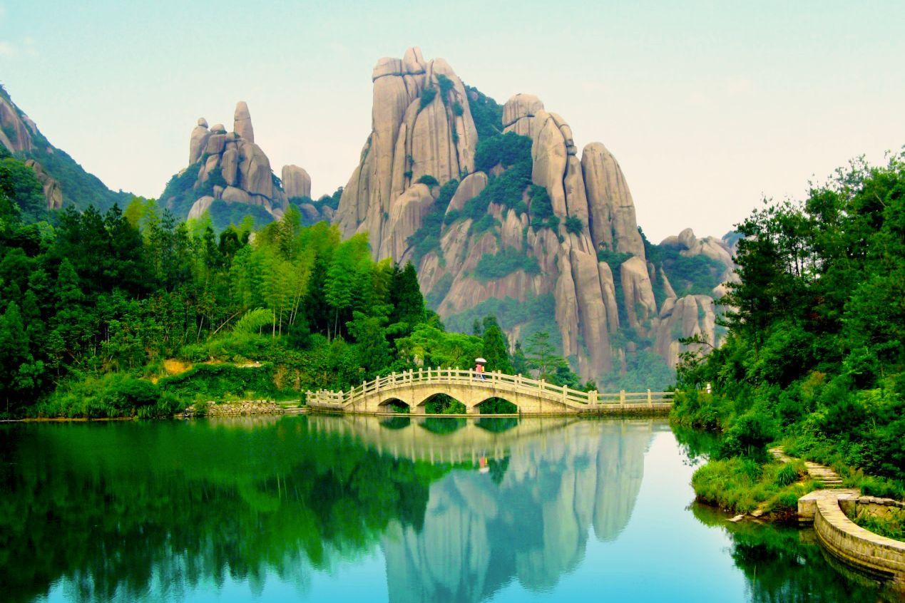 Taimu Mountain China #china #taimu #mountain #exotic #getaway #vacation #adventure #travel #