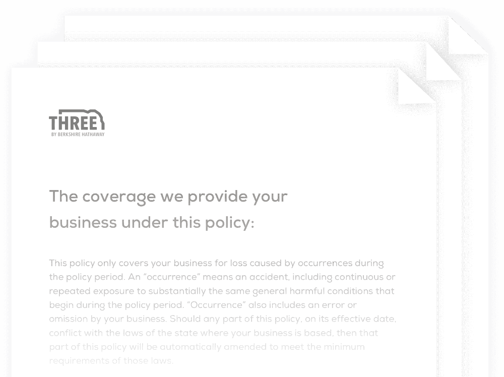 Jargon Free Small Business Insurance Three By Berkshire Hathaway