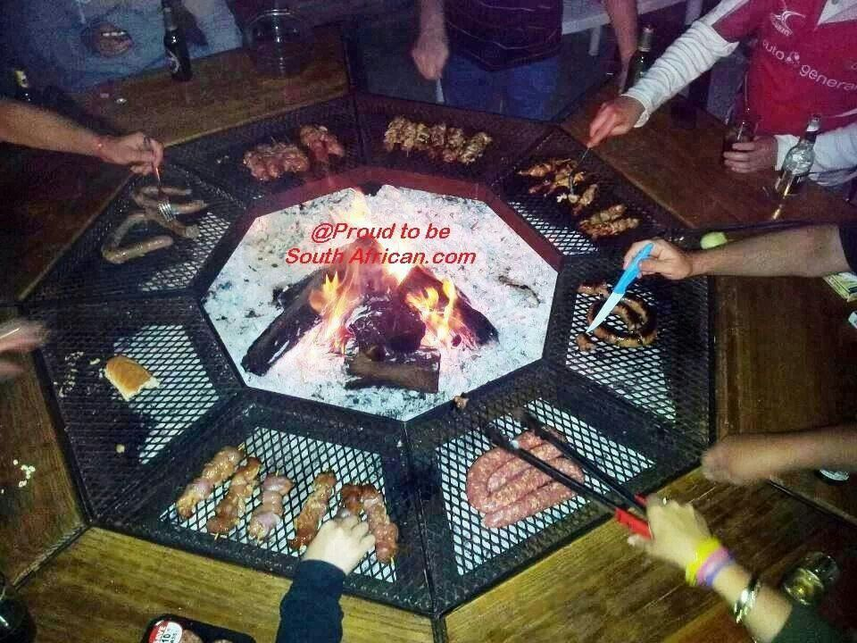 Braai Bbq Party I 39 Ll Do That Pinterest