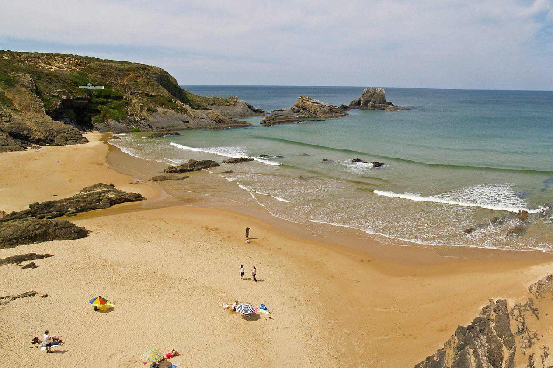 ZAMBUJEIRA DO MAR #Portugal #Beach #Travel