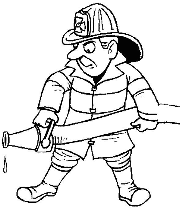 Jobs coloring pages 8