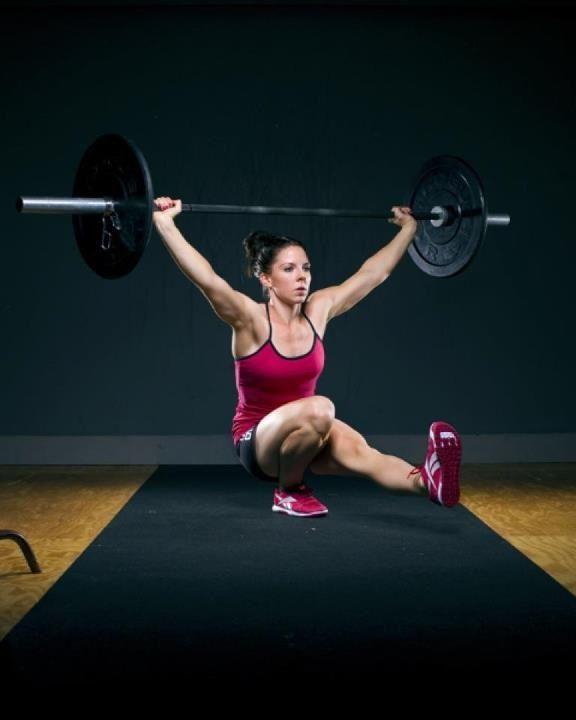 squat variation   Cros...
