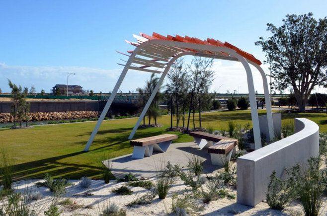 澳大利亚珀斯Coogee 港滨水空间设计