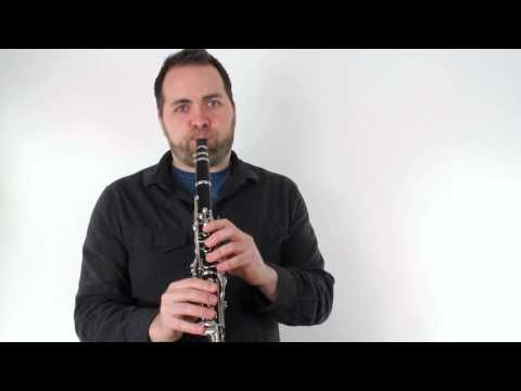 Clarinet How To Play Let It Go From Frozen Clarinet Frozen Youtube Let It Be