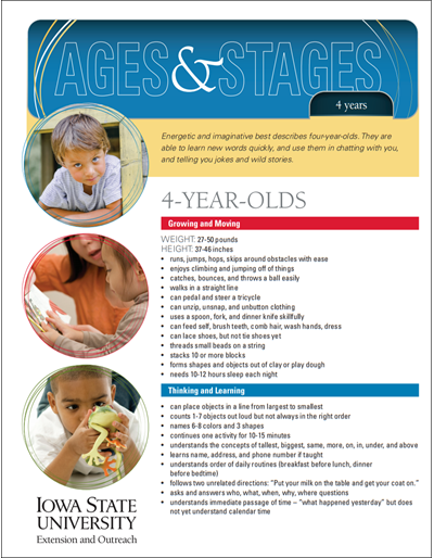 Energetic And Imaginative Best Describes 4 Year Olds They Are Able To Learn New Words Qu Child Development Stages 4 Year Old Milestones 4 Year Old Development