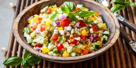 Quinoa : facile à cuisiner et bénéfique pour votre santé, e-sante.fr | E-santé