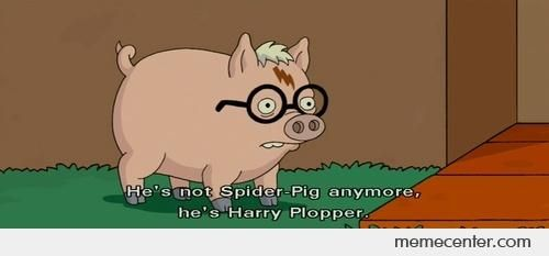 He S Not Spider Pig Anymore The Simpsons Movie I Am The Walrus The Simpsons