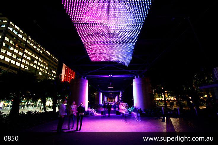 Wonderful Led Constructions At The Vivid Light Festival In Sydney Www Superlight Com Au Led Lights Design S With Images Lighting Suppliers Light Sculpture Lighting