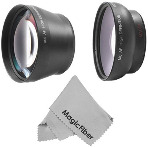Canon EF 70-300mm 4.5-5.6 DO IS USM Len 2.2x Telephoto Lens Lens Hood with Deluxe Lens Accessories Kit for Canon EF 24mm 2.8 IS USM Lens 4Pc Close Up Lens Canon EF-S 55-250mm 4-5.6 IS II Lens 3 Pieces Filter Set Vivitar 58mm 0.43x Wide Angle Lens