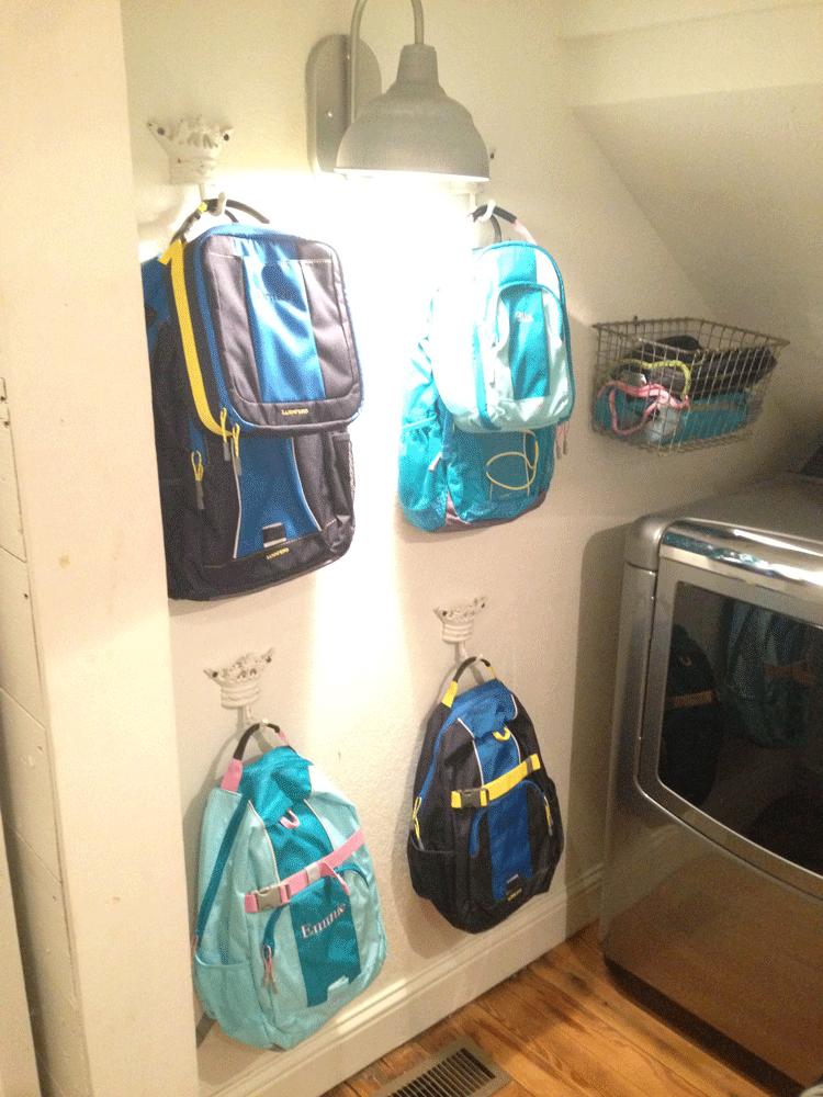 Kitchen Coat Rack Ideas