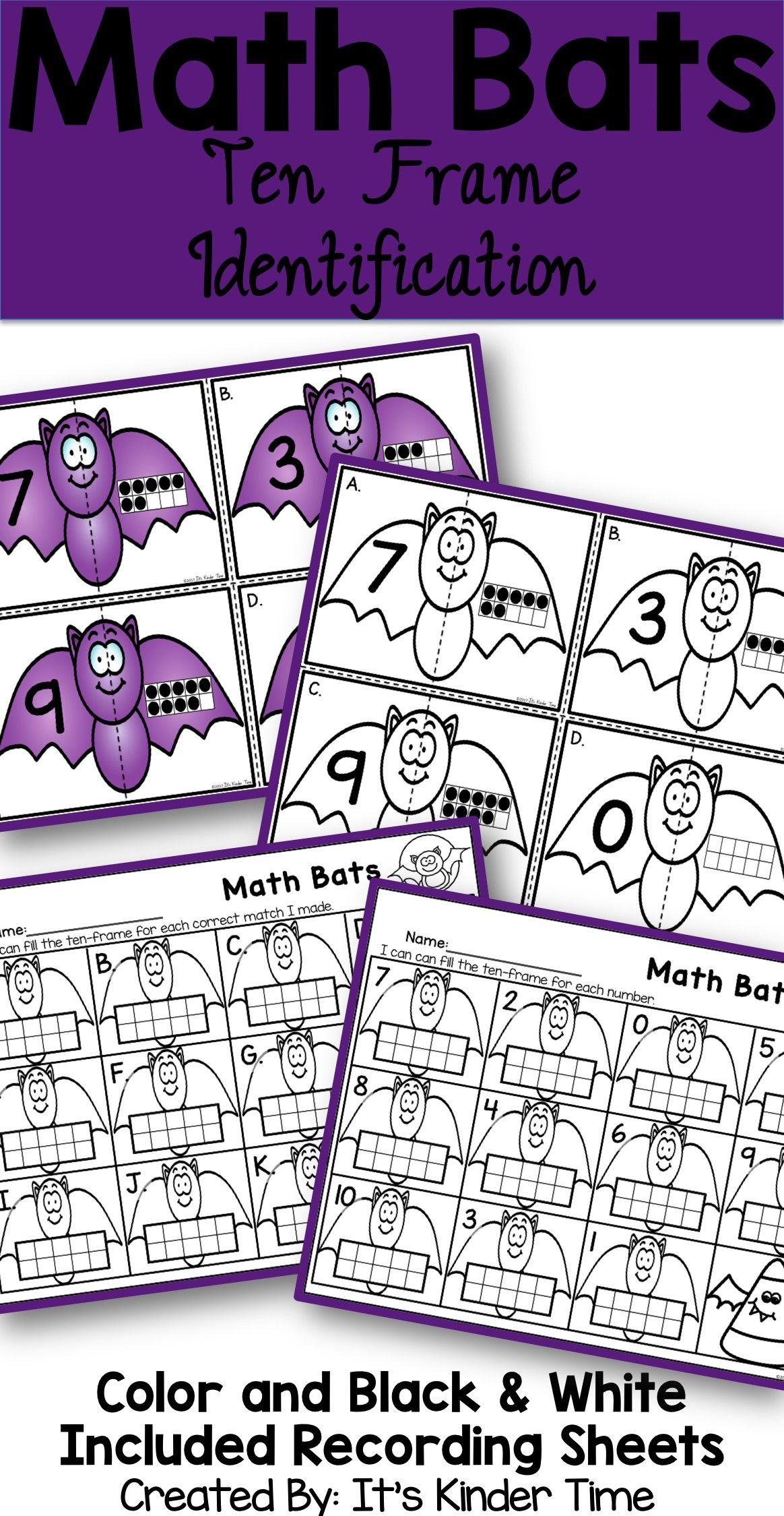 Math Bats