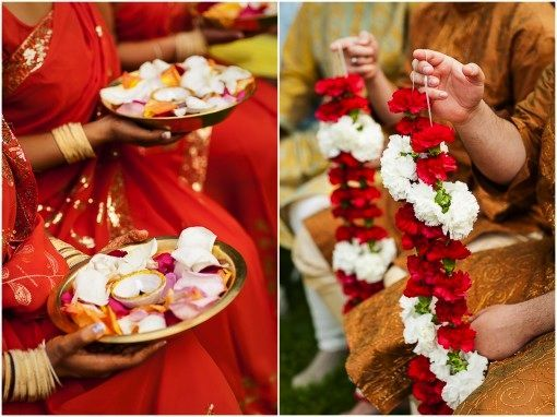 Indian Wedding Ceremonies Are So Full Of Rituals And Customs Every Step Has Some Religious Significance