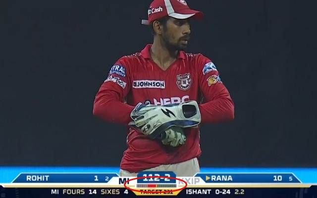 What The Green Red Ticker Below The Score In Ipl Signifies Green Red Ticker Score Ipl The Brand New Template Of This Ipl Score Cricket Videos Ipl Cricket News