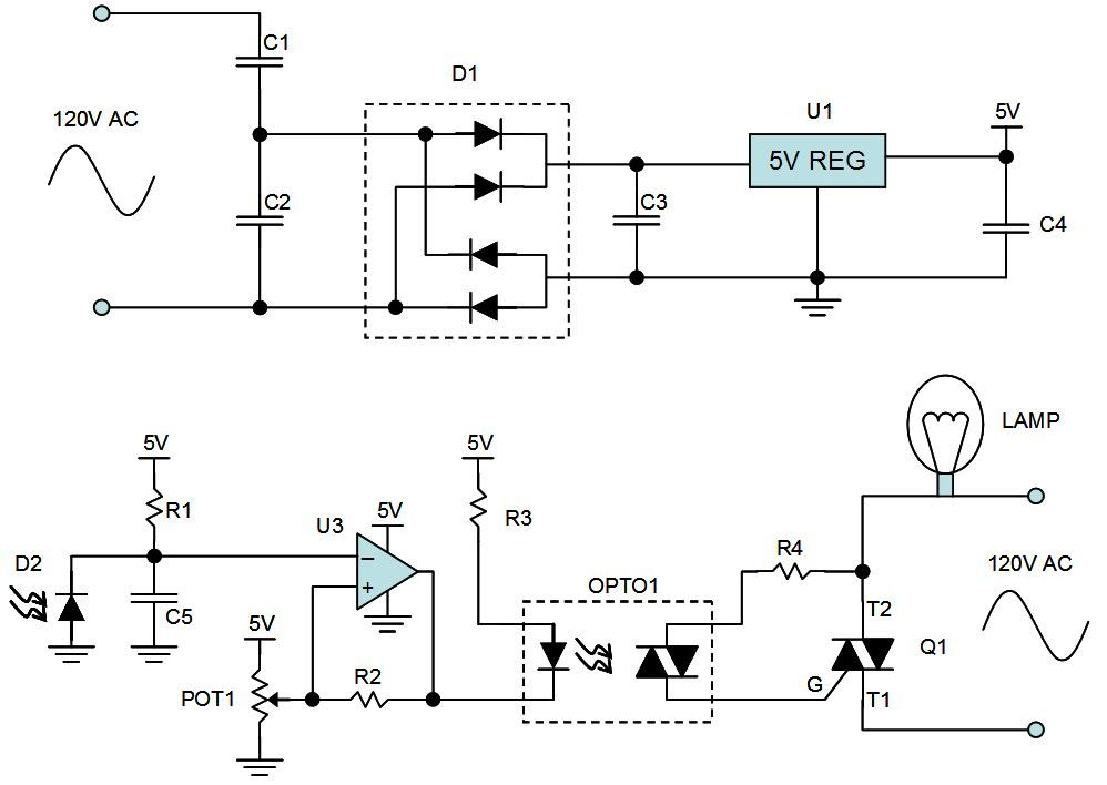 Night Light Circuit   maker   Pinterest