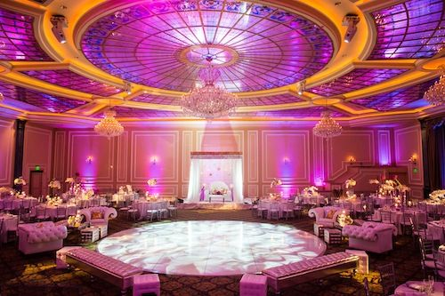 Taglyan Cultural Complex Los Angeles Indian Wedding Venue