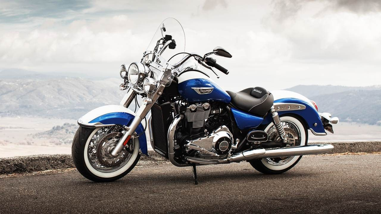 Triumph Thunderbird Lt Launched In India Motorcycle Coolness