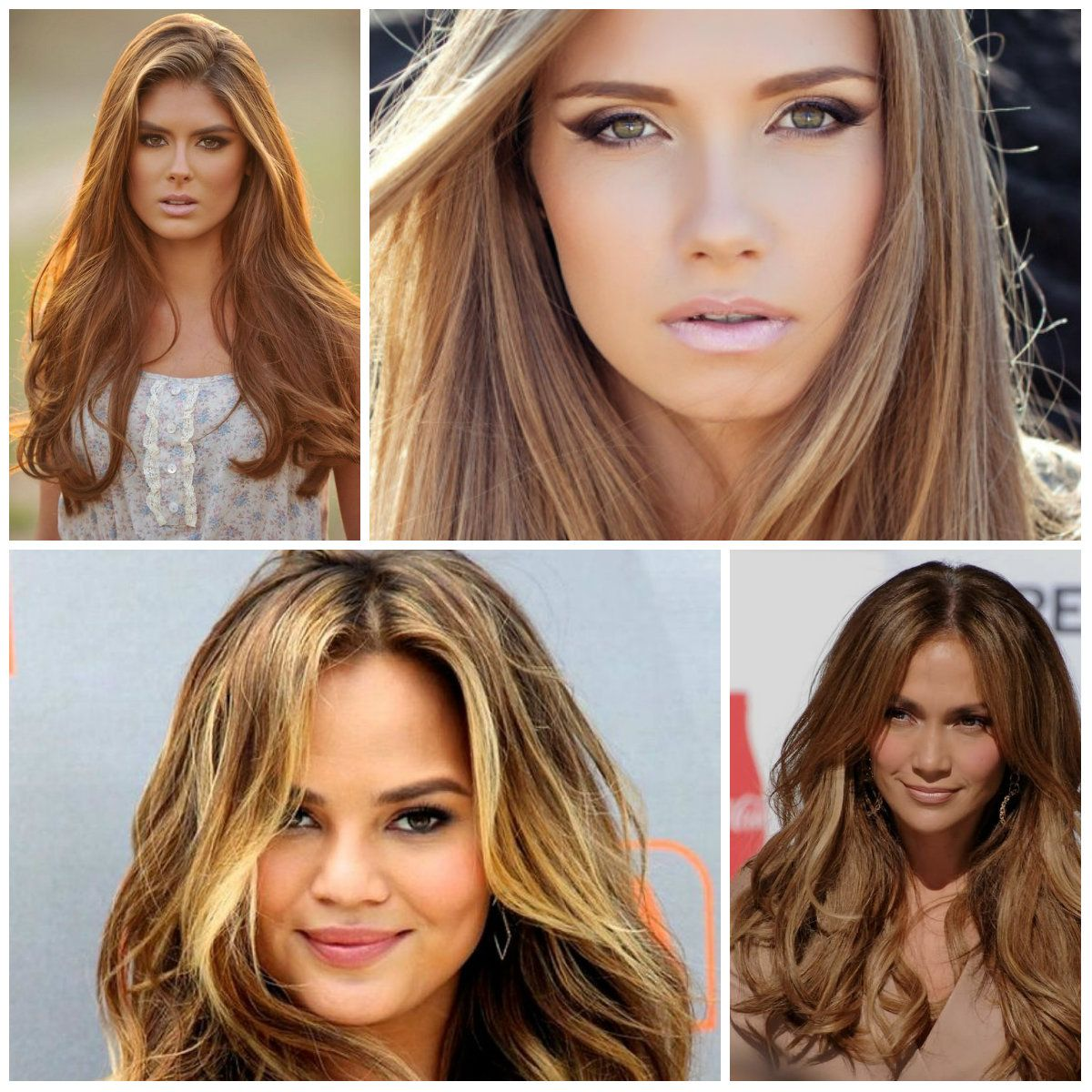 6 Prominent Shades Of Brown For 2017 Best Hair Color Trends 2017